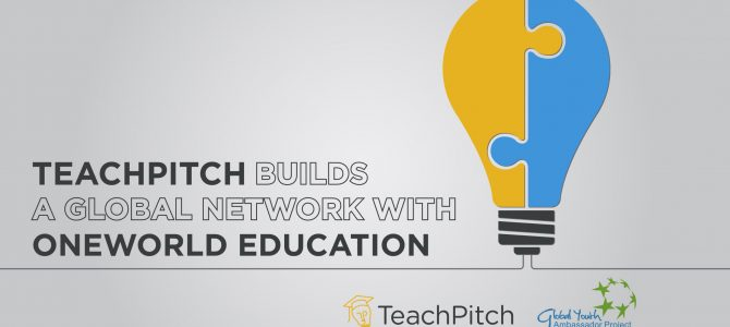 TeachPitch Partners with OneWorld Education