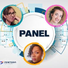 TeachPitch Partners with Powtoon for its first edition of Panel