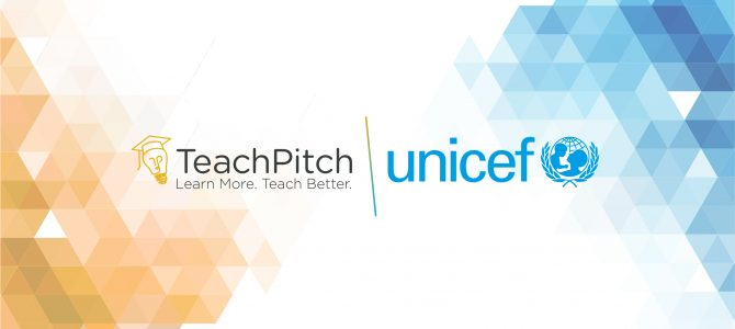 TeachPitch works with UNICEF to train Teachers in the Western Balkans in Peace Building